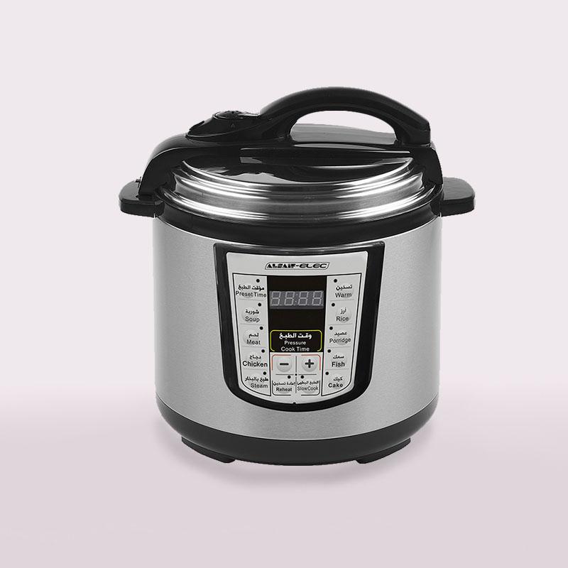 قدر ضغط كهربائي انواع واسعار قدر الضغط الكهربائي السيف اديسون جولوريا Goloria