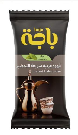 سعر باجة قهوة عربية سريعة التحضير مع نكهة هيل 30 غ 10 باكيت فى السعودية سوق السعودية كان بكام