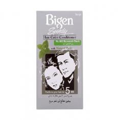 صبغة سريعة ومنعمة للشعر مع الاعشاب الطبيعية من بيجين - رقم 882 بني اسود
