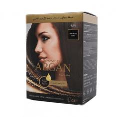 صبغة شعر من سينس أوف ارغان - شوكولاتة - 75 مل