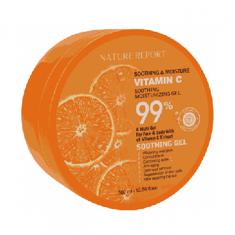 جل فيتامين سي المهدئ والمرطب من ناتشر ريبورت - 300مل