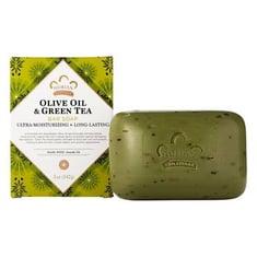 صابون بزيت الزيتون والشاي الأخضر - نوبيان هيريتاج