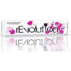 صبغة شعر ريفوليوشن ALFA PARF MILANO REVOLUTION لون ارجواني غني من شركة الفا بارف الايطالية