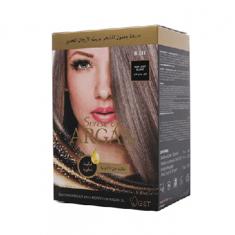 صبغة شعر من سينس أوف ارغان - أشقر رمادي فاتح - 75 مل