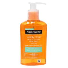 نيوتروجينا غسول وجه يومي ينظف ويحمي  200 مل