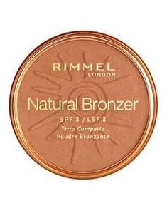 بودرة برونز طبيعية باللون البرونزي من ريميل.