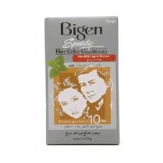 صبغة سريعة ومنعمة للشعر مع الاعشاب الطبيعية من بيجين - رقم 885 بني فاتح