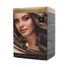 صبغة شعر من سينس أوف ارغان - أشقر زيتوني مطفي - 75 مل