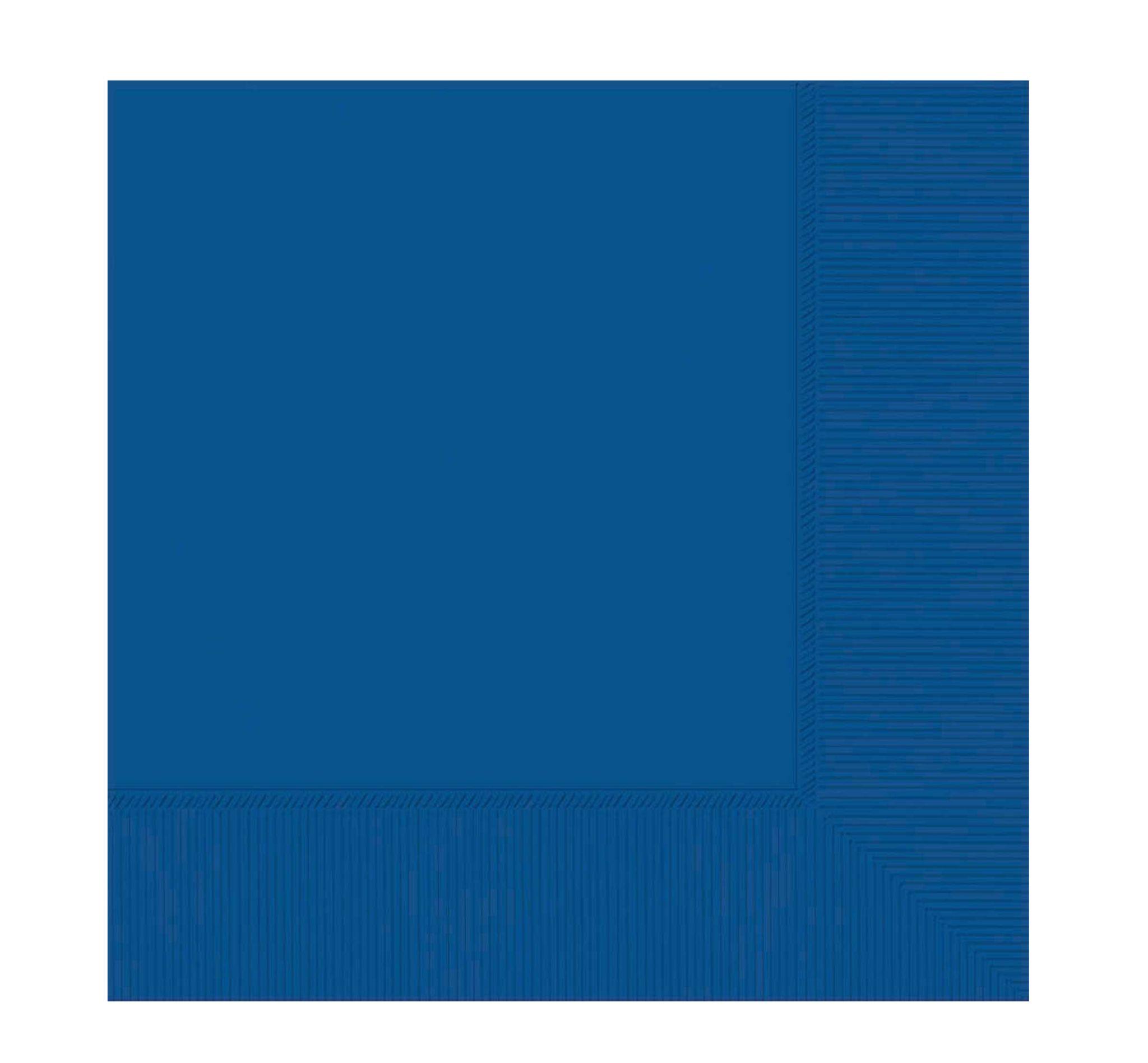 لون ازرق غامق ساده