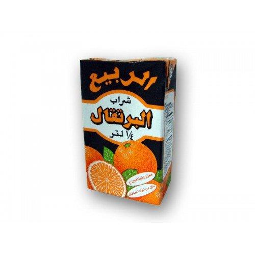 Details Of عصير الربيع البرتقال 125 مل