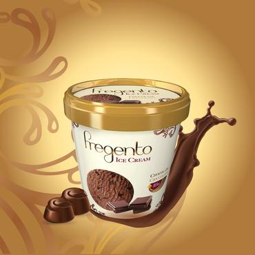 فرجينتو شوكولاتة 1 Frg Chocolate 1pc 500 Ml