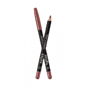 قلم محدد شفاه مقاوم للماء من توب فيس - 110