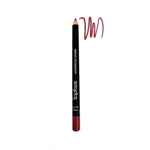 قلم محدد شفاه مقاوم للماء من توب فيس - 113