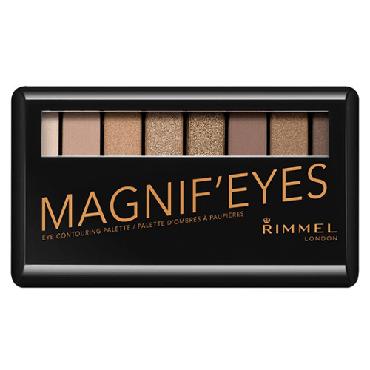 مجموعة ظلال عيون ماغنفايز من ريميل لندن - 001