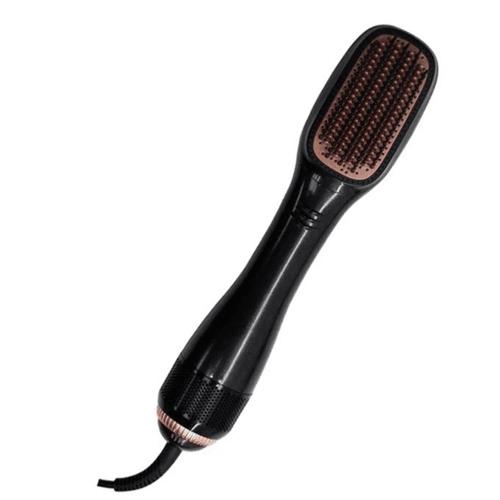 مصفف ومجفف الشعر 2 في 1 من جوي - اسود