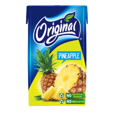 عصير اورجنال اناناس 250 مل