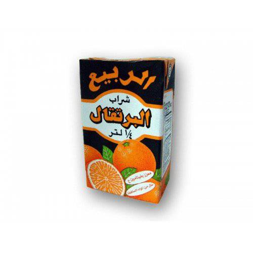 عصير الربيع البرتقال 125 مل